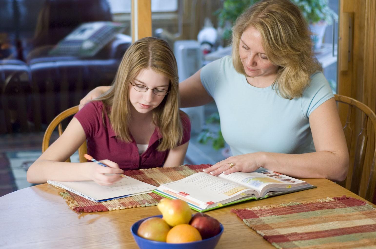 prepárese para la educación en el hogar de su hijo